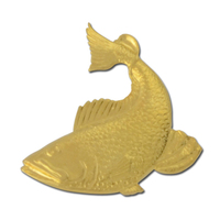 Trout Lapel Pin