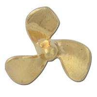 Medium Propeller 2 Lapel Pin