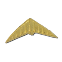 Glider Lapel Pin