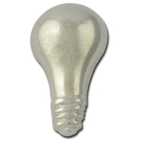 Light Bulb Lapel Pin