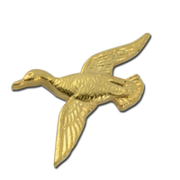 Duck 2 Lapel Pin