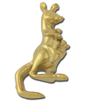 Kangaroo Lapel Pin