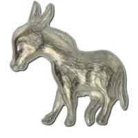 Donkey 1 Lapel Pin