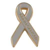 Brain Cancer Lapel Pin