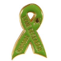 Support Lyme Research Lapel Pin