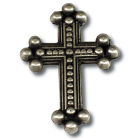 Cross 3 Lapel Pin