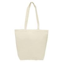 Coraline cotton canvas tote bag