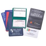 License/Liability Card Holder