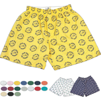 Youth Boxer Shorts - All Over Print