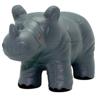 Squeezies® Rhino Stress Relievers