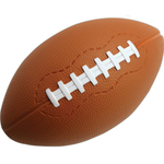 "Squeezies (R) 6"" Football Stress Reliever"