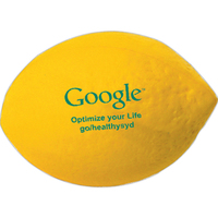 Squeezies® Lemon Stress Reliever