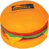 Squeezies® Hamburger Stress Reliever