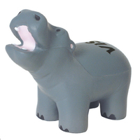 Squeezies® Hippo Stress Reliever