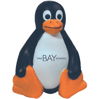 Squeezies® Sitting Penguin Stress Reliever