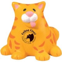 Squeezies® Fat Cat Stress Reliever