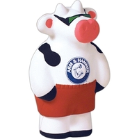 Squeezies® Cool Cow Stress Reliever