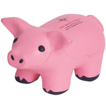 Squeezies (R) Pig Stress Reliever