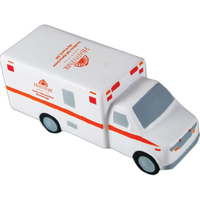 Squeezies® Ambulance Stress Reliever