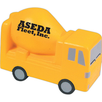 Squeezies® Cement Mixer Stress Reliever