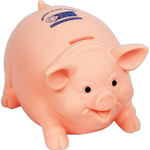 Biggy Pig Flesh Traditional Family Bank