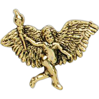 Stock Cast Lapel Pin