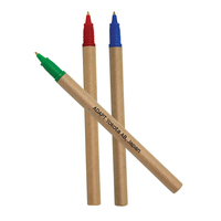 Biodegradable Pens with Colored Ink