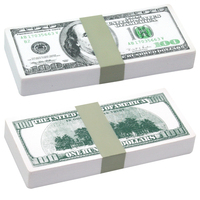 Squeezies® $100 Bill Stack Stress Reliever