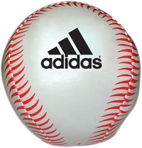 "Baseball Ball, Soft Squeezable 4"" - E663BS"