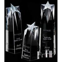 Shooting Star Medium Optically Perfect Award