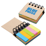 Sticky Notes & Flags Notebook