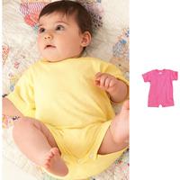Infant 5.5 oz t-shirt Romper