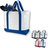 Liberty Bags® Bay View Giant Zippered Boat Tote