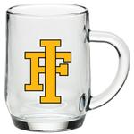 10oz Haworth Glass Mug with handle