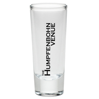 2 oz. Tequila Shooter Glass