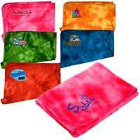 LogoTec Tie-Dye Blanket