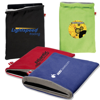 Polyester Fleece Tablet Sleeve-220GSM