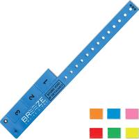 Vinyl Tab ID Bracelet