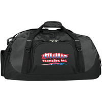 Convertible Deluxe Travel Bag / Backpack