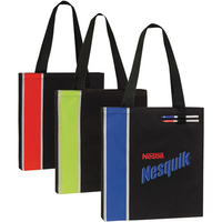 Vertical Highlight Tote