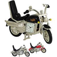 Motorcycle Metal Quartz Clock