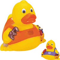Rubber Plumber Duck
