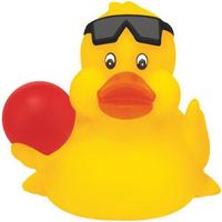 Rubber Dodgeball Duck