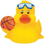 Rubber Basketball Duck