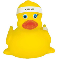 Rubber Smart Champion Duck