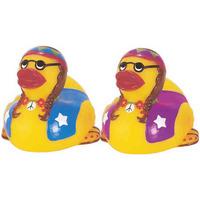 Rubber Hippie Duck