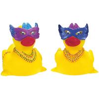 Rubber Mardi Gras /New Orleans Duck