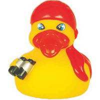 Rubber Pirate Lookout Duck