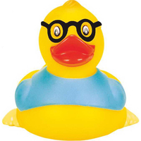 Rubber Kool Geek Duck