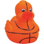"Rubber ""Bumpy"" Basketball Duck"